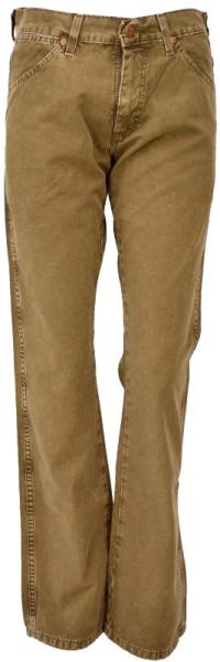 ichmichmirmeins Wrangler Herren Dayton Bootcut Jeans Frontansicht