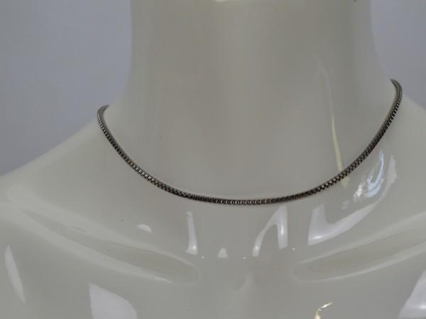 ichmichmirmeins Damen Halskette EDC Kette Mystic Links Sparkling Silver L Frontansicht