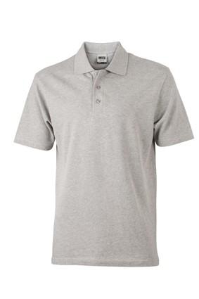 ichmichmirmeins - James & Nicholson JN748 Poloshirt - Frontansicht
