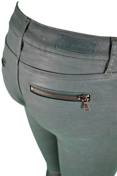 ichmichmirmeins | School Rag Damen Jeans Pencer Comfort Nappa normal fit - Rueckansicht Detail 2