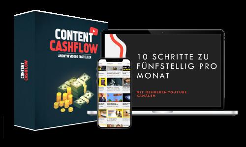 Content Cashflow Anonym Videos Erstellen