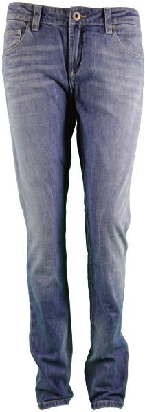 ichmichmirmeins | Mazine Fit Damen Jeans Hose slim fit - Frontansicht