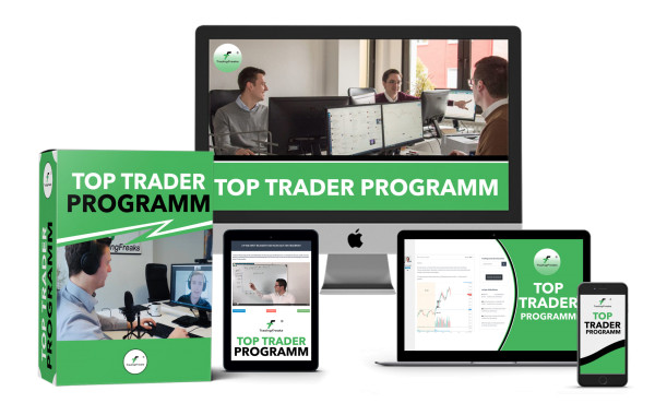BUNDLE 1 Top Trader Programm von Trader Freaks