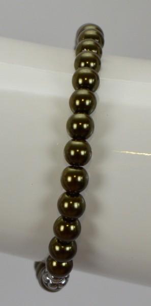 ichmichmirmeins Damen Armband EDC grün