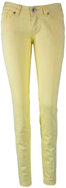ichmichmirmeins | Tom Tailor Damen Jeans extra skinny low waist - Frontansicht