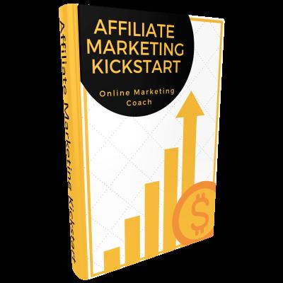 Gratis Buch Affiliate Marketing Kickstart von Marketing Coach
