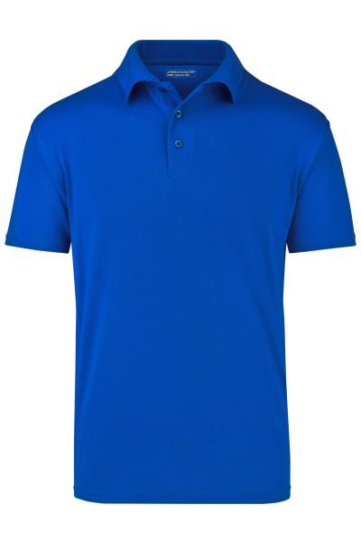 ichmichmirmeins - James & Nicholson JN024 Poloshirt - Frontansicht