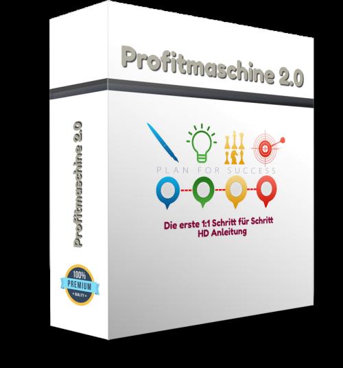 Profitmaschine 2.0 von Matthias Ulrich