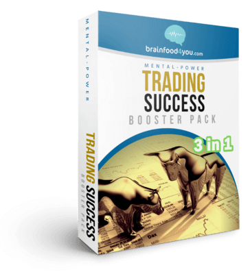 Trading Success Booster Pack Bull and Bear - Mental Power von Brainfood4you