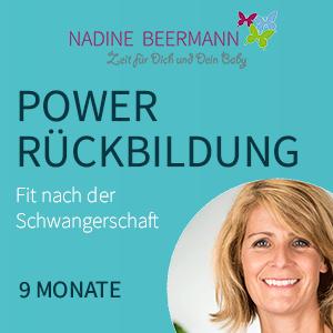 Rückbildungskurs Online von Hebamme Nadine Beermann