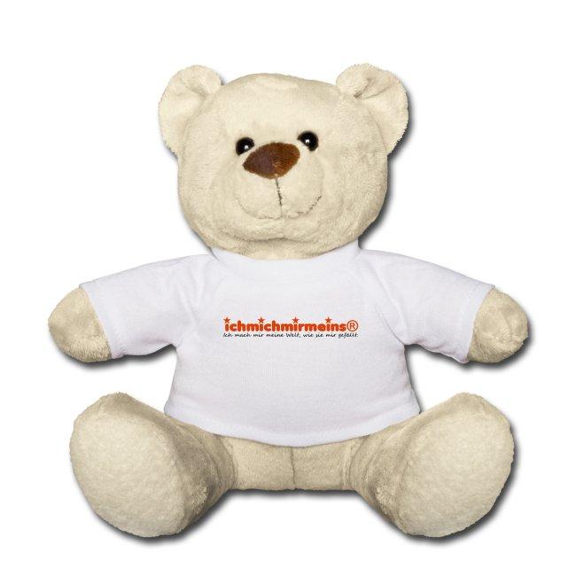 ichmichmirmeins-Plüsch-Teddy