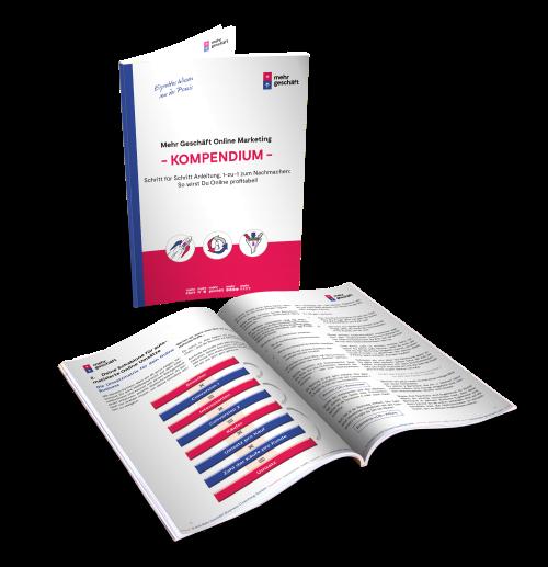 """Gratis Buch """"Das Mehr Geschäft Online Marketing Kompendium"""""""