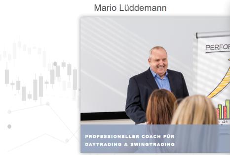 Lüddemann Investments GmbH - Professioneller Coach für Daytrading und Swingtrading
