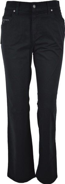 ichmichmirmeins Pioneer Damen Hose Betty Black Frontansicht