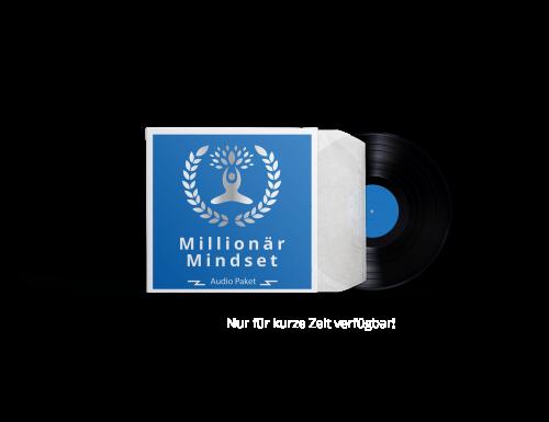 Millionär Mindset Audio Paket – Wie ein Millionär denken