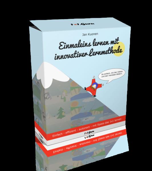 Insider-Media GmbH - Das Einmaleins lernen - autonom - einfach und mit viel Spass