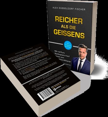 Alex Düsseldorf Fischer - Reicher als die Geissens