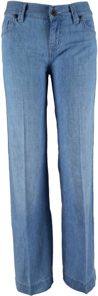 ichmichmirmeins | Jeans Hose Basic Marlene Mustang - Frontansicht