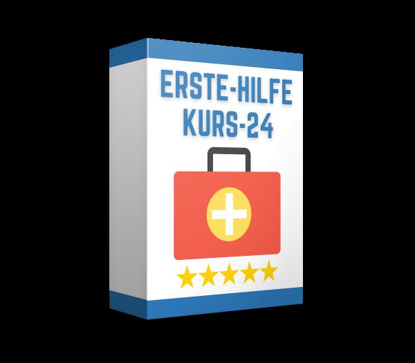 Erste-Hilfe-Kurs 24 Online