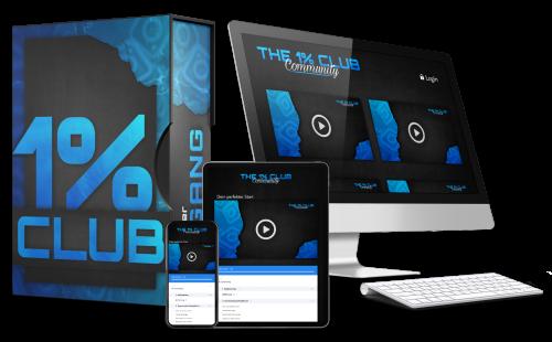 1% CLUB | Instagram - Business - Online Geld verdienen